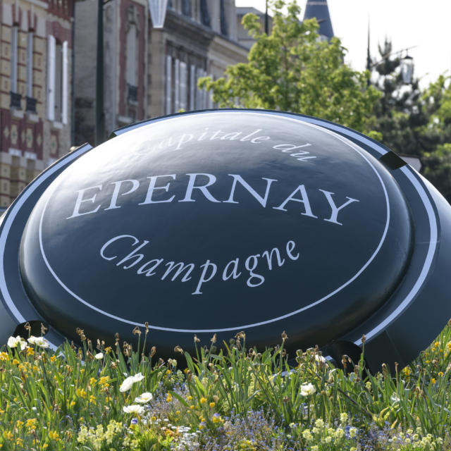 Epernay, Avenue De Champagne ©Fred Laures